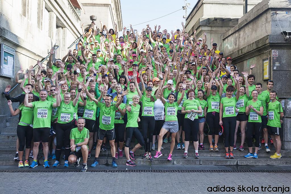 adidas škola trčanja - generacija 2014.